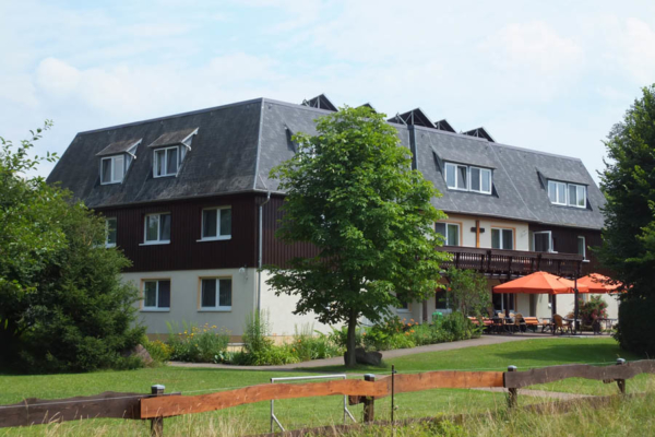 Chrsitliche Ferienstätte Haus Reudnitz / Vogtlanddreieck