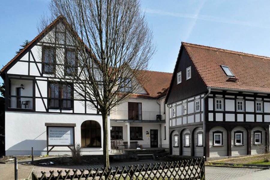 Haus Gertrud Jonsdorf / Zittauer Gebirge